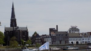 Cityline in Maastricht City, Netherlands