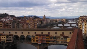 Students can take in the sights in Florence, Italy