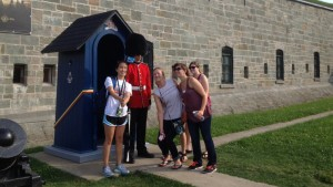 Lebanon Valley College offers two study abroad programs in Quebec City