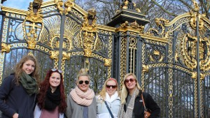 LVC students go sight-seeing in London, England
