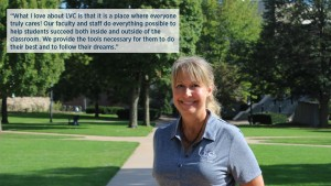 Kim Leblanc is part of the Admissions team at Lebanon Valley College