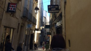 LVC students explore France through a Study Abroad opportunity