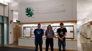 Lebanon Valley College Physics students conduct summer research