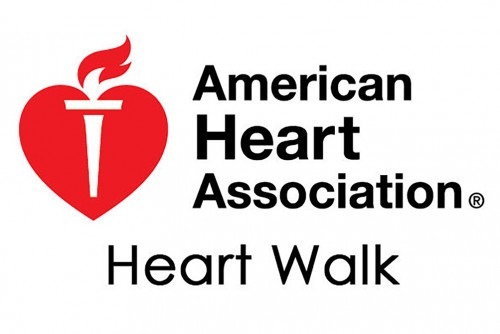American Heart Association Heart Walk 2018 in Lebanon, Pa.