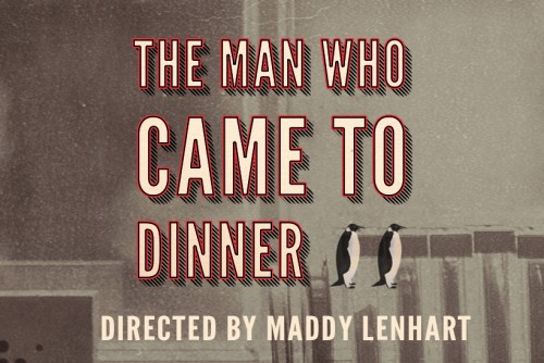 Poster for The Man Who Came To Dinner