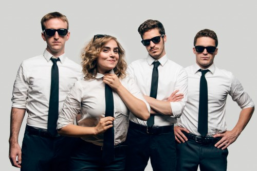 Comedy Group Mission Improvable will visit LVC as part of the Friday night series.