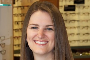 Drue Bahajak works as an optometrist at Kirman Eye in Hummelstown