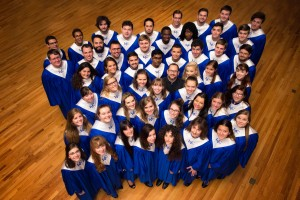 LVC Concert Choir group photo
