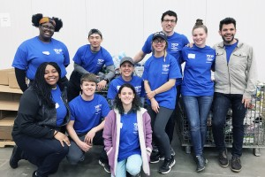 Lebanon Valley College students conduct community service in Washington, D.C.