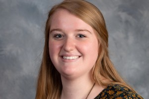Brianna Metsger interned for AFCA as an English major at Lebanon Valley College