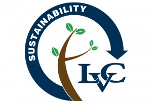 Sustainability logo at Lebanon Valley College