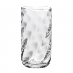 Chelsea Optic Iced Beverage Glass