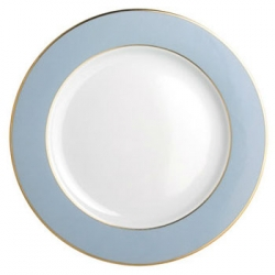 Elysee Light Blue Service Plate