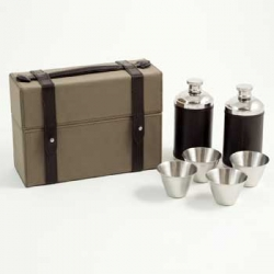 Flasks with Bar Mate