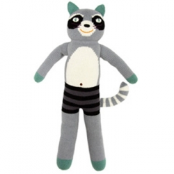 Bandit the Racoon Doll