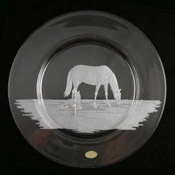 LVH Mare & Foal Plate