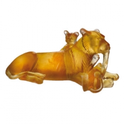 Maternity Lion Sculpture