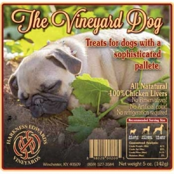 Vineyard Dog Treats