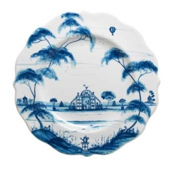 Country Estate Delft Blue Dessert/Salad Plate