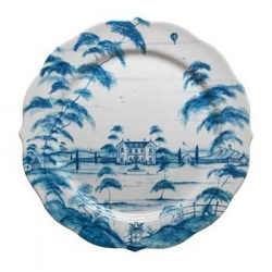 Country Estate Delft Blue Charger