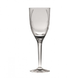 Lalique Angel Champagne Glass