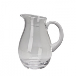 Classic Glass Pitcher - Small