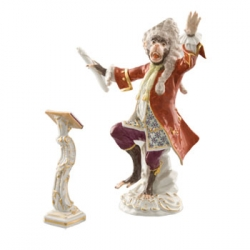 Conductor Figurine