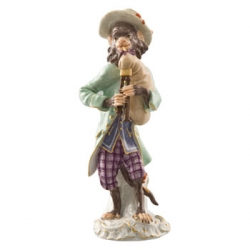 Piper Player Figurine