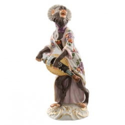 Lyre Player Figurine