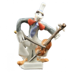 Cellist Figure