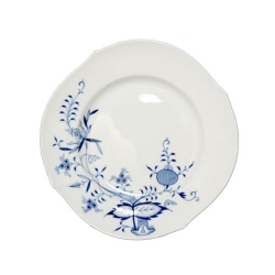 Blue Onion Vine Salad Plate