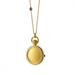 Pocket Watch Locket