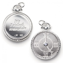Pocket Watch Charm