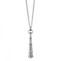 Telescope Charm Necklace