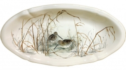Sologne Relish Dish with Snipe
