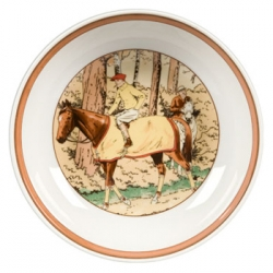 Steeplechase Cereal Bowl