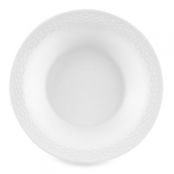 Nantucket Basket Pasta Plate