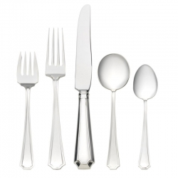 Fairfax Sterling Five Piece Place Setting