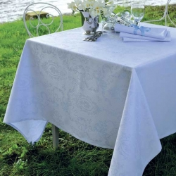 Mille Rubans Porcelaine Tablecloth
