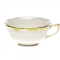 Princess Victoria Green Tea Cup