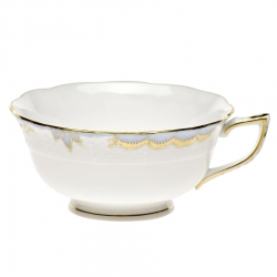 Princess Victoria Light Blue Tea Cup