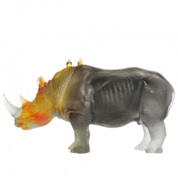Rhino Sculpture
