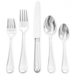 Ascot Stainless Five Piece Place Setting