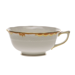 Princess Victoria Rust Tea Cup