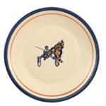 Gaited Round Platter In Trotter