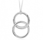 Two-Ring Teething Necklace