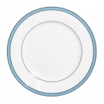 Raynaud Tropic Blue Bread & Butter Plate