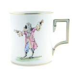Monkey Musicians Set of 6 Limited Edition Mugs 04/100