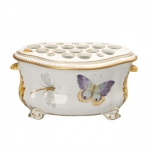 Anna Weatherley Butterfly Flower Holder