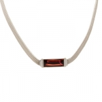 Baccarat Red Insomnight Necklace